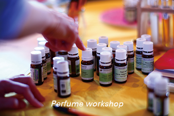 Purfume workshop